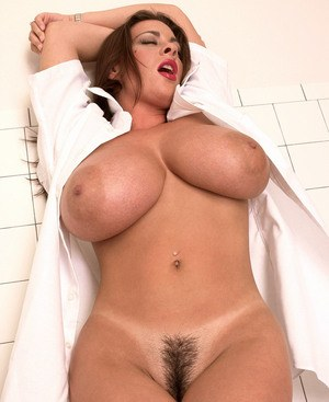 naked female full frontal scene